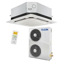 Ar Condicionado Cassete Atualle Eco Elgin 60000 BTUs Quente e Frio 220V Trifásico PRSPLK7460Q3EL5