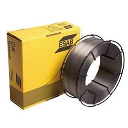 Arame de Solda Tubular 1,6mm Esab 16kg OK71 Ultra 0306117