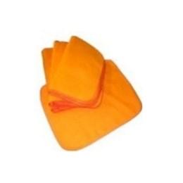 Flanela Amarela 30x40cm Caebi