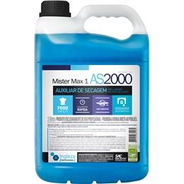 Auxiliar de secagem Lava Louças Mecânica para Mr Max 1 Ingleza 5 Litros