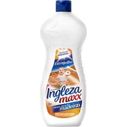 Cera Líquida Madeira Max Especial 750ml Ingleza