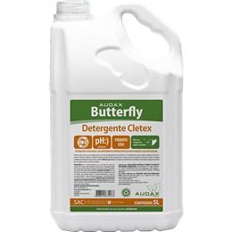 Detergente Cletex Neutro 5 Litros Audax Butterfly