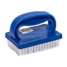Escova Manual Azul Bralimpia