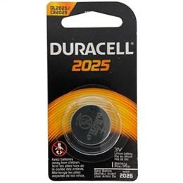 Bateria de Litio Duracell CR 2025, 3V (Emb. contém 1un.)