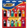 Isqueiro BIC Mini (Emb. contém 1 Cartela com 12un.)