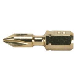 Bits de torção Impact Gold 15X com 2 peças PH2 x 25mm B-28503 - Makita