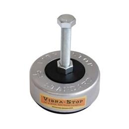 Amortecedor vibra-stop mini rosca 1/2 - capacidade 500/2000 kg (1 peça)