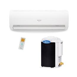Ar Condicionado Split 18000 Btus Quente Frio 220v Springer Midea - 42MAQA18S5 PRSPLHIW18Q2SM0