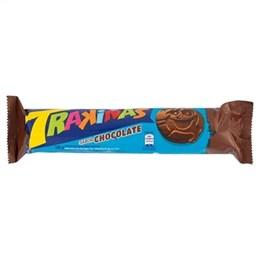 Biscoito Trakinas Chocolate (Emb. contém 54un. de 126g cada)