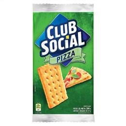 Biscoito Clube Social Pizza (Emb. contém 44 Pacotes com 6un. de 23,5g cada)