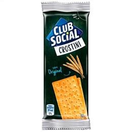 Biscoito Clube Social Crostini Original (Emb. contém 30 Pacotes com 4un. de 20g cada)