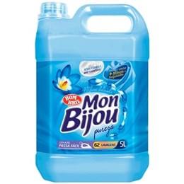 Amaciante Mon Bijou Passa Facil Pureza (Emb. contém 4un. de 5 Litros)