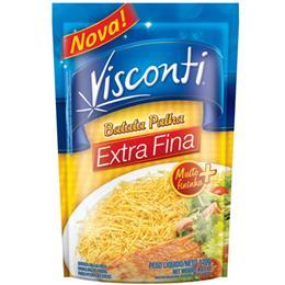 Batata Palha Visconti Extra Fina (Emb. contém 20un. de 120g cada)