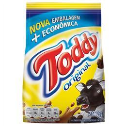 Achocolatado Toddy Vitaminado Sachê (Emb. contém 12un. de 700g cada)