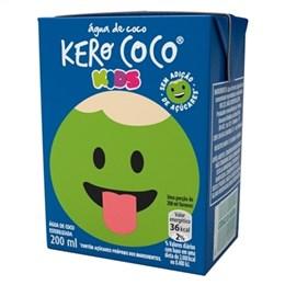Água de Coco Kero Coco Kids (Emb. contém 27un. de 200ml cada)