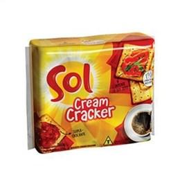 Biscoito Sol Cream Cracker (Emb. contém 20un. de 360g cada)