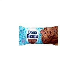 Biscoito Cookies Dona Benta Chocolate (Emb. contém 64un. de 60g cada)