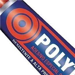Adesivo Cola PVC Polytubes Pulvitec (Emb. contém 30un. de 75g cada)