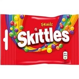 Bala Skittles Original (Emb. contém 18un. de 95g cada)