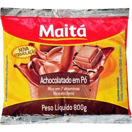 Achocolatado Maitá (Emb. contém 12un. de 800g cada)
