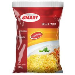 Batata Smart Palha (Emb. contém 24un. de 140g cada)