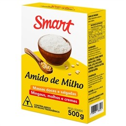 Amido de Milho Smart (Emb. contém 24un. de 500g cada)