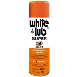 Antiferrugem Desengripante Orbi White Lub (Emb. contém 6un. de 300ml cada)