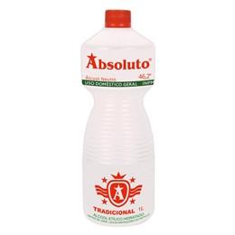 Álcool 46% Comum Liquido Absoluto 1 Litro
