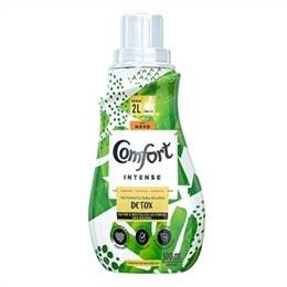 Amaciante Comfort Concentrado Lírio Branco Bergamota (Emb. contém 12un. de 500ml cada)