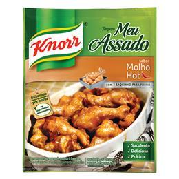 Tempero Meu Assado Molho Hot (Emb. contém 15 un. de 28g cada) - Knorr