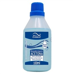 Acetona/Removedor de Esmalte Enlace (Emb. contém 12un. de 100ml cada)