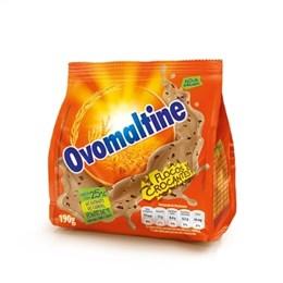 Achocolatado Ovomaltine Flocos Crocante (Emb. contém 12un. de 190g cada)