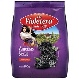 Ameixa Seca La Violetera (Emb. contém 20un. de 200g cada)