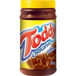 Achocolatado Toddy Vitaminado Pote (Emb. contém 24un. de 200g cada)