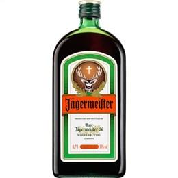 Licor Jägermeister (Emb. contém 1un. de 700ml)