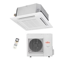 Ar Condicionado Split Inverter Cassete 29000 Btus Quente e Frio 220v Fujitsu AUBA30LBL PRINVK7430Q2FU0
