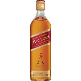 Whisky Importado Johnnie Walker Red Label 8 Anos (Emb. contém 1un. de 1 Litro)