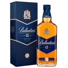 Whisky Importado Ballantines 12 anos (Emb. contém 1un. de 750ml)