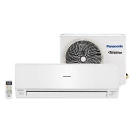 Ar Condicionado Split Inverter 12000 Btus Quente e Frio 220v Panasonic Econavi CS-RE12PKV71 PRINVHIW12Q2PA2