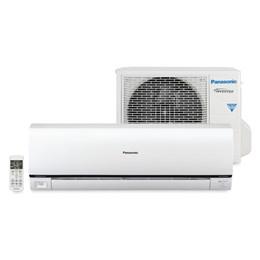 Ar Condicionado Split Inverter 22000 Btus Frio 220v Panasonic Econavi CS-PS22PKV-71 PRINVHIW24F2PA3