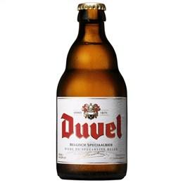Cerveja Artesanal Importada 330ml (Emb. contém 1un.) -Duvel