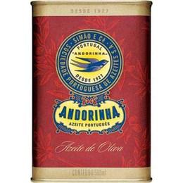 Azeite Andorinha Lata (Emb. contém 1un. de 500ml)