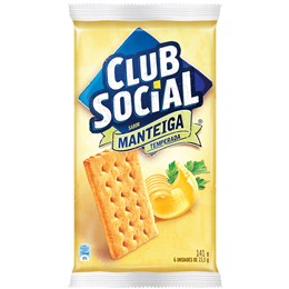 BISC.CLUB SOCIAL 6X23,5G MANTEIGA