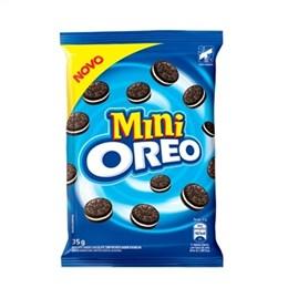 Biscoito Mini Oreo (Emb. contém 10un. de 35g cada)