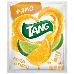 Refresco em Pó  Frutas Cítricas (Emb. contém 15 Un. de 25g cada) - Tang