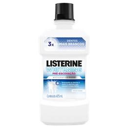 Enxaguatório antisséptico listerine 473ml whitening extreme
