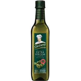 Azeite Extra Virgem Pet 500ml (Emb. contém 1un.) - Cocinero