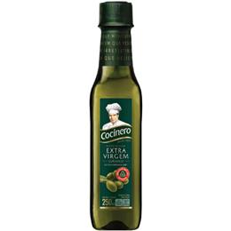 Azeite Extra Virgem Pet 250ml (Emb. contém 1un.)  - Cocinero
