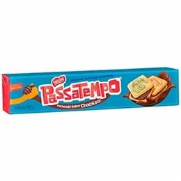 Biscoito Nestlé Passatempo Recheado Chocolate (Emb. contém 70un. de 130g cada)