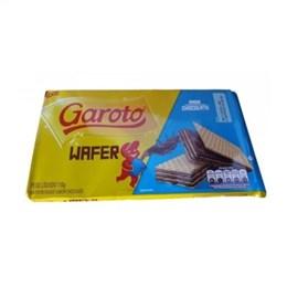 Biscoito Garoto Wafer Chocolate (Emb. contém 32un. de 110g cada)